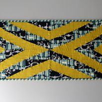 Half-Rectangle Triangle Table Runner