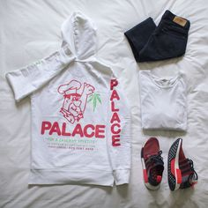 Palace adidas and acne