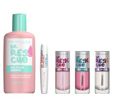 Maybelline Dr Rescue NailCollection  2015