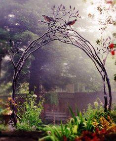 secret garden archway | fantasy secret garden gate arch garden arch garden gardening