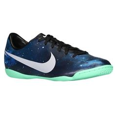 starry sky indoor soccer shoes