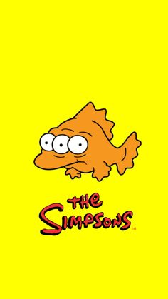 Blinks - my favourite one-eyed fish - sm Classic Cartoon Characters, Favorite Cartoon Character, Classic Cartoons, Cartoon Art, Simpsons Tattoo, Simpsons Art, Old School Cartoons, Cartoons Love, Simpson Wallpaper Iphone