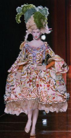fashion week marie antoinette