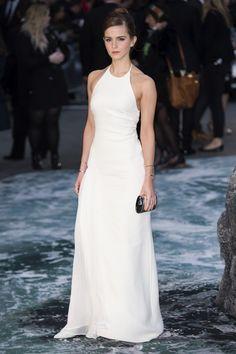 Emma Watson Photos - Red Carpet Arrivals at the 'Noah' Premiere — Part 2 - Zimbio