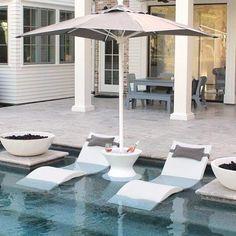 Backyard Pool Designs, Small Backyard Pools, Swimming Pools Backyard, Swimming Pool Designs, Backyard Pool Landscaping, Pool House Designs, Small Inground Pool, Pools For Small Yards, Luxury Swimming Pools