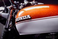 Honda Super Sport by Louis Nel Honda Cb750, Ducati, Honda Cg125, Yamaha, Scrambler, Bobber, Cg 125 Cafe Racer, Cb 600, Garage Cafe