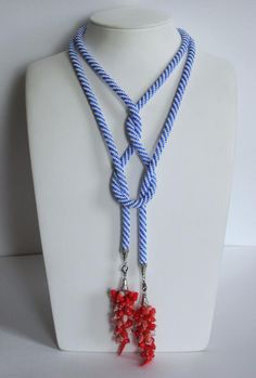 Узлы для лариата - Ярмарка Мастеров - ручная работа, handmade