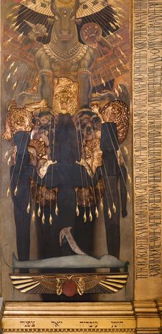 John Singer Sargent - Pagan Gods - 1890-1895