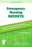"""This comprehensive resource is designed for both new and experienced emergency nurses and provides a wealth of helpful """"pearls"""" or """"secrets"""" of practice."""