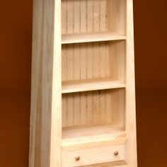 The Wooden Chair Carries A Variety Of Finished And Unfinished Bookcases In  Lynchburg, VA. Our Bookcases Come In Many Sizes, Styles And Finish Options.