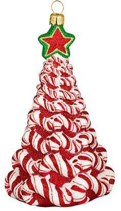 Joy To The World Collectibles 'Glitterazzi Christmas Tree' Ornament ($77)