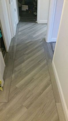 Tile Layout With Border Floors In 2019 Hallway Flooring With 101 Bathroom Floo. Tile Layout With Border Floors In 2019 Hallway Flooring With 101 Bathroom Flooring Ideas Amtico Amtico Flooring Kitchen, Faux Wood Flooring, Entryway Flooring, Hall Flooring, Wood Tile Floors, Bathroom Flooring, Hardwood Floors, Flooring Ideas, Wood Ceramic Tiles
