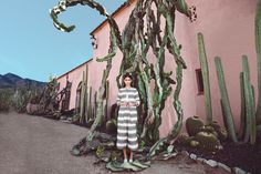 Mara Hoffman Spring 2015  Photography OLIVIA MALONE Creative Directing/Styling RICHARD RUIZ  Hair, AMBER DUARTE Makeup KALI KENNEDY Jewelry VICKI TURBEVILLE Shoes MARYAM NASSIRZADEH