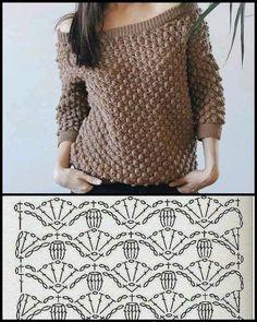 Cardigan Au Crochet, Gilet Crochet, Crochet Coat, Knitted Poncho, Crochet Cardigan, Diy Crochet, Crochet Clothes, Crotchet Dress, Crochet Stitches Patterns