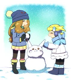 AWWW it looks more like Y than Serena though