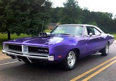 Barney the 69 Dodge Charger R/T