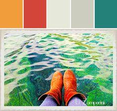 Colour Pallette, Color Palate, Colour Schemes, Color Combos, Color Patterns, Color Me Mine, Design Palette, Color Me Beautiful, Color Harmony