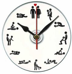 Sex positions kama sutra gift idea cd clock sweep movement (no tick): Amazon.co.uk: Kitchen & Home