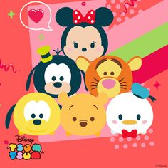 Look at this Disney Tsum Tsum Collection on #zulily today!