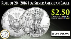 2016 Silver Eagle Special, Visit our eBay store to take advantage. Deal ends 3/21/16.