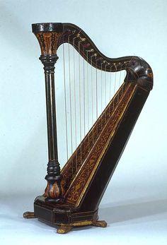 Portable Harp #TuscanyAgriturismoGiratola