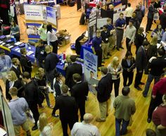 How to Successfully Attend the in 10 Steps Career Fair Tips, University Of Kansas, People, People Illustration