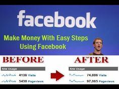 Make Money With Facebook! - Hyper Facebook™ Traffic Academy