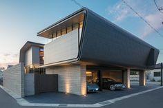 House Jun by Ichiro Tanaka
