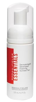 Dermatologist Developed Sunless Foam Tanner, find your natural tan color here!