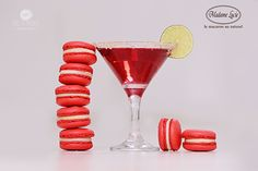 Gustul perfect. Editia speciala de Martisor! #macarons #madamelucie