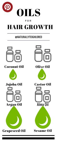 Hair growth oils are great for extra growth. It provides vitamins and nutrients to your scalp and hair follicles. Carrier oils can be use in DIY hair oils.