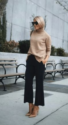 40 Trending Work Outfits To Wear This Fall - Wass Sell - 40 Trending Work Outfit. - 40 Trending Work Outfits To Wear This Fall – Wass Sell – 40 Trending Work Outfits To Wear This Fall – Source by jarawecke - Fall Outfits For Work, Casual Work Outfits, Winter Outfits For Work, Business Casual Outfits, Casual Fall Outfits, Winter Fashion Outfits, Work Attire, Work Casual, Business Attire