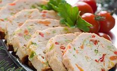Terrine de poulet ww Healthy Breakfast Recipes, Healthy Dinner Recipes, Weigth Watchers, Unique Recipes, Ethnic Recipes, Entrees, Food And Drink, Easy Meals, Tasty