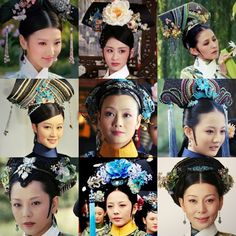. Oriental Fashion, Asian Fashion, Oriental Style, The Journey Of Flower, Empresses In The Palace, Wallace Huo, Kung Fu Movies, Hair Decorations, Costume Collection