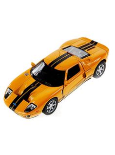 Buy Kinsmart 2006 Ford Gt (Yellow) online at happyroar.com