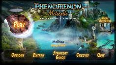 """Phenomenon: Meteorite was an unexpected home run - 5/5 Stars - """"Phenomenon: Meteorite grabbed me with the hint of mystery and the gorgeous visuals, but kept me playing with fun, interactive hidden object scenes and challenging mini games."""""""
