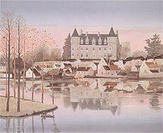 www.village-montresor.fr Michel Delacroix, Le Chateau de Montresor - Votez Montrésor, village préféré des français 2015 : www.village-montresor.fr
