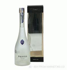 Pravda Vodka 0,7L + box