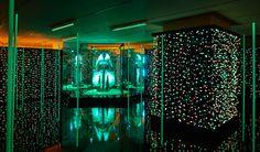 スプツニ子!が描く未来のフローラ。《Tranceflora—エイミの光るシルク》展開催。 | casabrutus.com