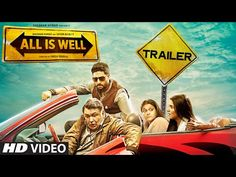 All Is Well trailer featuring Abhishek Bachchan, Rishi Kapoor, Asin and Supriya Pathak out now! | Bollypedia