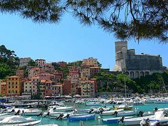 Meals, beach, aperitivi. Lerici, Italy / Monthly