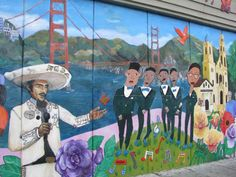 Mission Murals by Andrew Tang