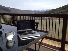 Mountain Retreat, Glenwood, Colorado  http://www.seanogle.com/travel/location-rebel-offices