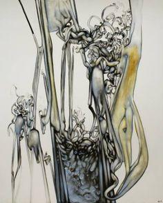 "Saatchi Art Artist Felix Hemme; Painting, ""N190"" #art"
