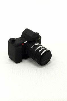 SCUSBU - USB Universal Flash Drive Memory stick Camera Shape DSLR