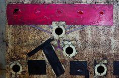 Overblijfselen - foto's van Andreas Türpe - more images on http://on.dailym.net/1pzGZ8z #Abstract, #Andreas-Türpe, #Duitsland, #Essen, #Fotografie, #Germany, #Industrieel, #North-RhineWestphalia