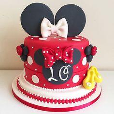 Minnie Cake  #bolominnie #bolodisney