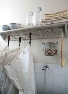 Laundry room details