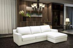J&M Furniture | J&M Futon | Modern Furniture Wholesale | New York NY | New Jersey NJ :: New Arrivals :: Alexis Premium Sectional Sleeper
