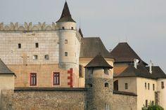 Zvolen Castle - Slovakia.travel
